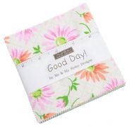 "Good Day - Charm Pack by Me & My Sisters for Moda Fabrics - 42 x 5"" fabric squares"